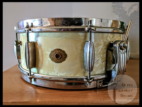 1949 Super Gene Krupa Radio King
