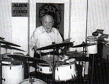 Ted Alexander - Ajax Drums