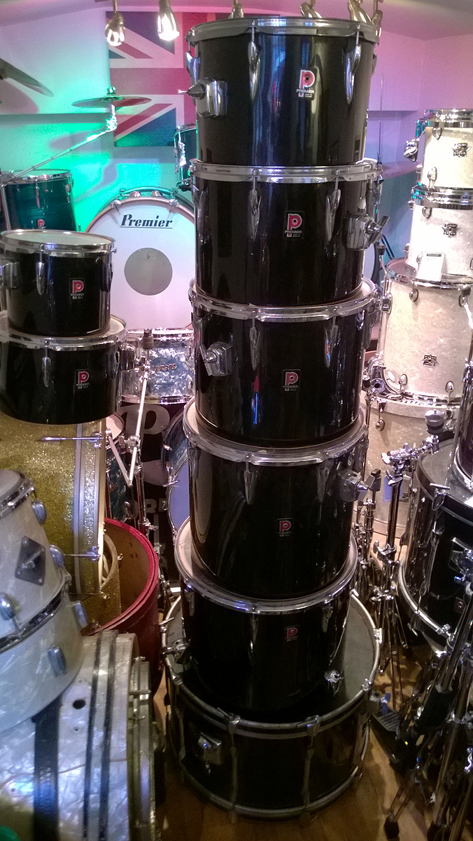 Premier 717 Concert Tom Drum Kit
